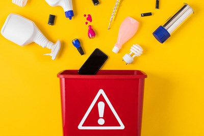 2021 Household Hazardous Waste Collection Events