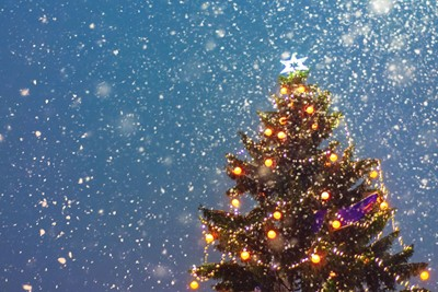 Kiwanis Club Announcement about Christmas Tree Lighting 2020